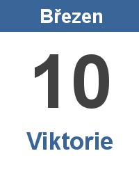 Význam jména - Viktorie