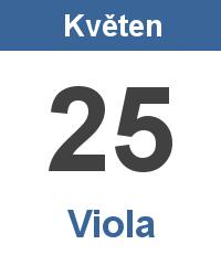 Význam jména - Viola