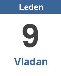 Význam jména - Vladan