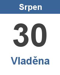 Význam jména - Vladěna
