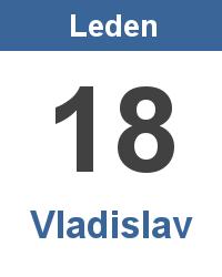 Význam jména - Vladislav