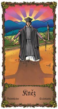 Kněz - Cikánská karta