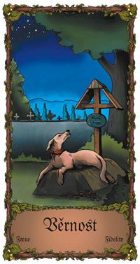 Věrnost - Cikánská karta