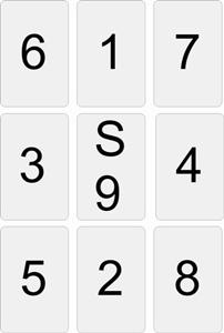 9 - signifikátor