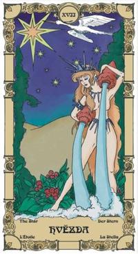 Hvězda Tarot karta