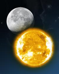 Slunce a Luna